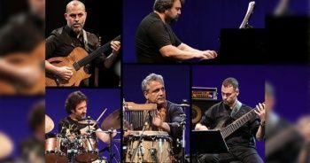 İş Sanat'ta sezonun son caz konserini 'Almagest Quintet' gerçekleştirecek