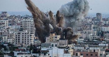 İşgalci İsrail'den Gazze'ye yeni saldırı