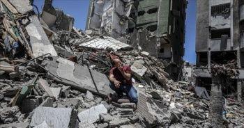 İsrail'in Gazze'ye yönelik saldırılarında şehit sayısı 227'ye yükseldi