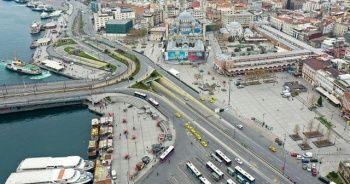 İstanbul'da 1 Mayıs'ta kapatılacak yollar