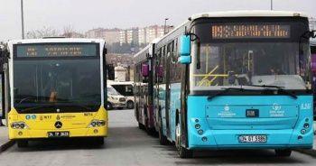 İstanbul'da otobüsler tek renge boyanacak