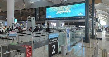 İstanbul Havalimanı Avrupa'da zirveyi bırakmadı