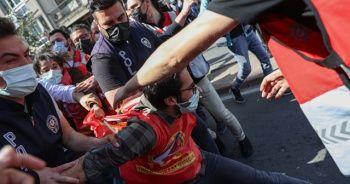 İstanbul Valiliğinden 1 Mayıs açıklaması: 212 kişi gözaltına alındı