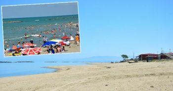 İstanbulluların akın ettiği plaj bu yıl boş kaldı