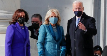 Jill Biden'den Harris'e sinkaflı küfür