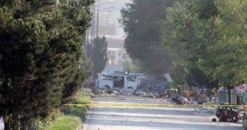 Kabil'de patlama: 4 ölü, 20 yaralı