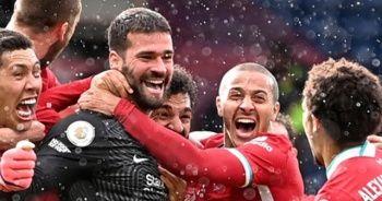 Kaleci golü attı, Liverpool kazandı