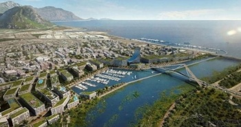 Kanal İstanbul'un üstünden demir yolu geçecek