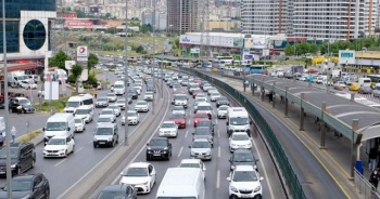 Kısıtlama öncesi İstanbul'da tablo değişmedi