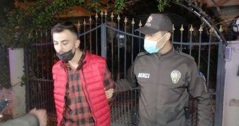 Kısıtlamada uyuşturucuyla yakalandı, gazetecileri yalan haberle suçladı