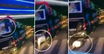 Kocaelisporlu futbolcu takım otobüsünden düştü