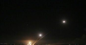Lübnan'dan İsrail'e 3 roket atıldı