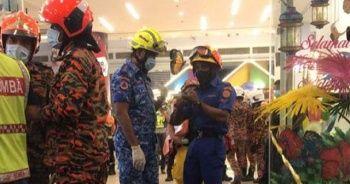 Malezya'da metro kazası