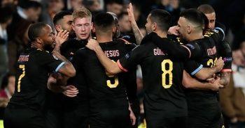 Manchester City, Crystal Palace galibiyetiyle şampiyonluğa yaklaştı