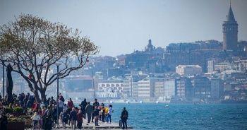 Marmara'da bahar havası hakim