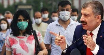 Maske zorunluluğu tek şartla kalkabilir