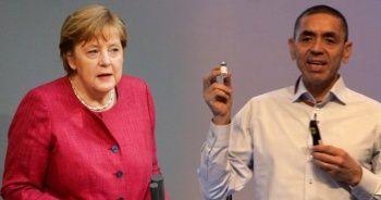Merkel Kovid-19 aşısında patent paylaşımını veto etti