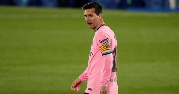 Messi'nin evinde verdiği yemek için soruşturma başlatıldı