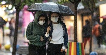 Meteoroloji'den 3 il için sağanak yağmur uyarısı