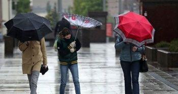 Meteoroloji uyardı: Yağmur geliyor, sıcaklık düşüyor