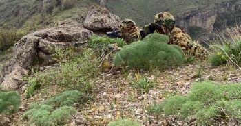 Metina ve Avaşin-Basyan'dan kareler paylaşıldı