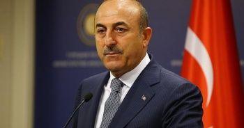 Mevlüt Çavuşoğlu Batı Trakya'da