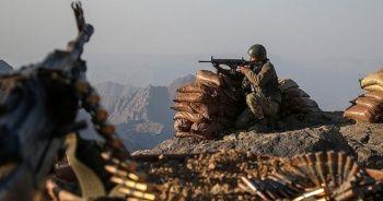 MSB: Saldırı hazırlığındaki 2 PKK/YPG'li terörist etkisiz hale getirildi