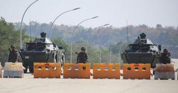 Myanmar'da 40 asker öldürüldü