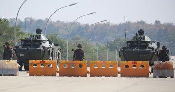 Myanmar'da uydu alıcıları yasaklandı