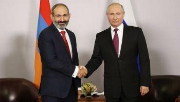 Paşinyan'ın iddiası Rusya'yı karıştırdı