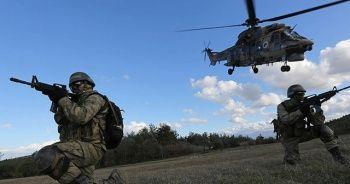 Pençe-Yıldırım operasyonunda 5 PKK'lı terörist öldürüldü