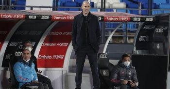 Real Madrid'de Zidane dönemi sona erdi