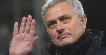 Roma'nın yeni teknik direktörü Mourinho oldu