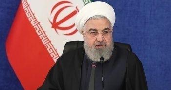 Ruhani: Yaptırımlar kısa zamanda kalkacak