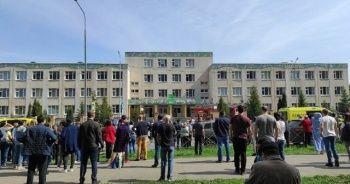 Rusya'da okula silahlı saldırı: 9 ölü