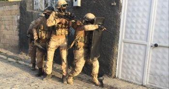 Şanlıurfa'da narkotik operasyonu: 13 gözaltı