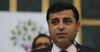 Savcıyı hedef alan Demirtaş'a hapis cezası