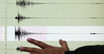 Şili'de 5,8 büyüklüğünde deprem