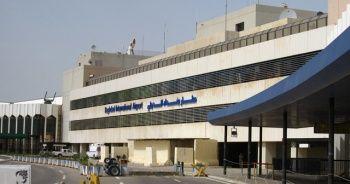 Son dakika: Bağdat Uluslararası Havalimanı'na roketli saldırı
