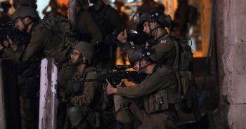 Son dakika: Batı Şeria'da 10 Filistinli şehit oldu