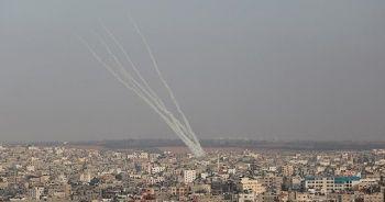Son dakika: Gazze Şeridi'nden Kudüs'e 6 roket atıldı