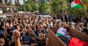 Son Dakika... İsrail'in Lid kentinde sokağa çıkma yasağı
