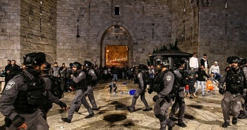 Son dakika: İsrail yine Filistinlilere saldırdı