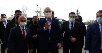 Son dakika: Süleyman Soylu'dan Samsunspor Başkanı Yüksel Yıldırım'a suç duyurusu