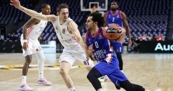 Sondakika: Anadolu Efes, THY Euroleague'de Final-Four'da