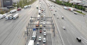 Tam kapanmada trafik yoğunluğu