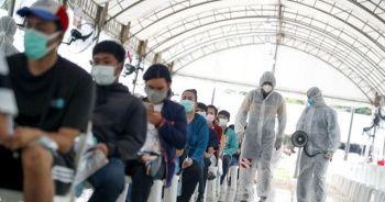 Tayland'da vaka sayısında rekor