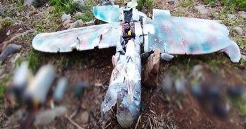 Teröristler, maket uçakla saldırmaya çalıştı!