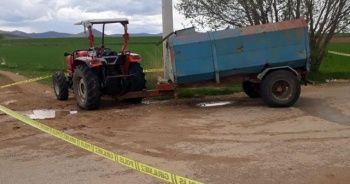 Traktörün üzerinden düşen tarım işçisi kadın hayatını kaybetti