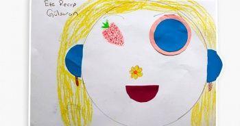 Türk Telekom Günışığı projesinin az gören çocukları Anneler Günü'nü kutladı